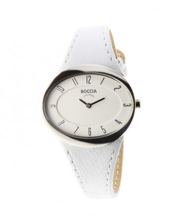 montre blanche