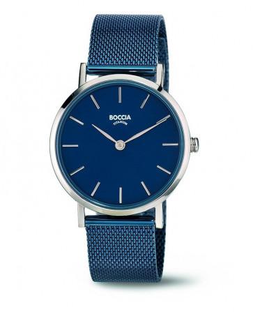 Montre bleue, modèle dame 3281-08