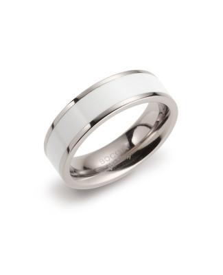 anneau émaillé