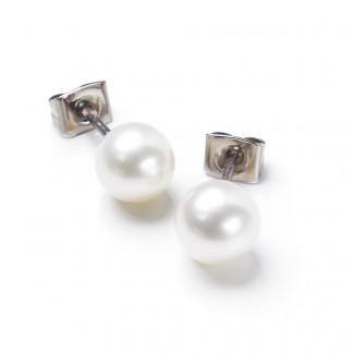 perles de culture et titane