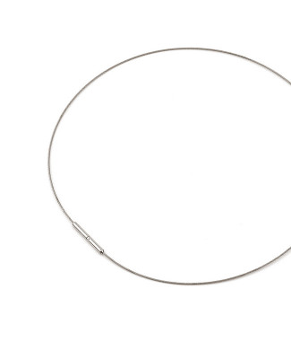 Collier cable acier