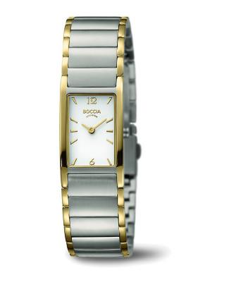 Montre bracelet femme en Titane Boccia
