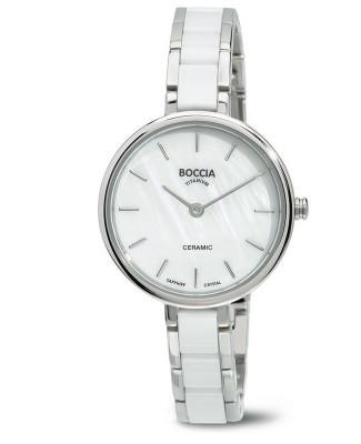 bracelet montre céramique Boccia